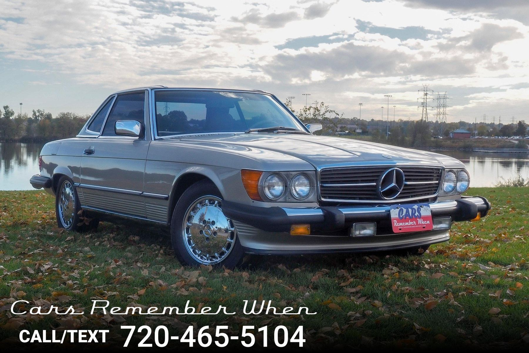 1988 Mercedes Benz 560 Class 560 SL For Sale