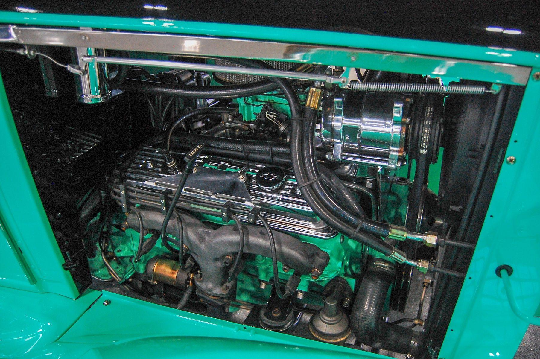1931 Chevrolet 5 window 28