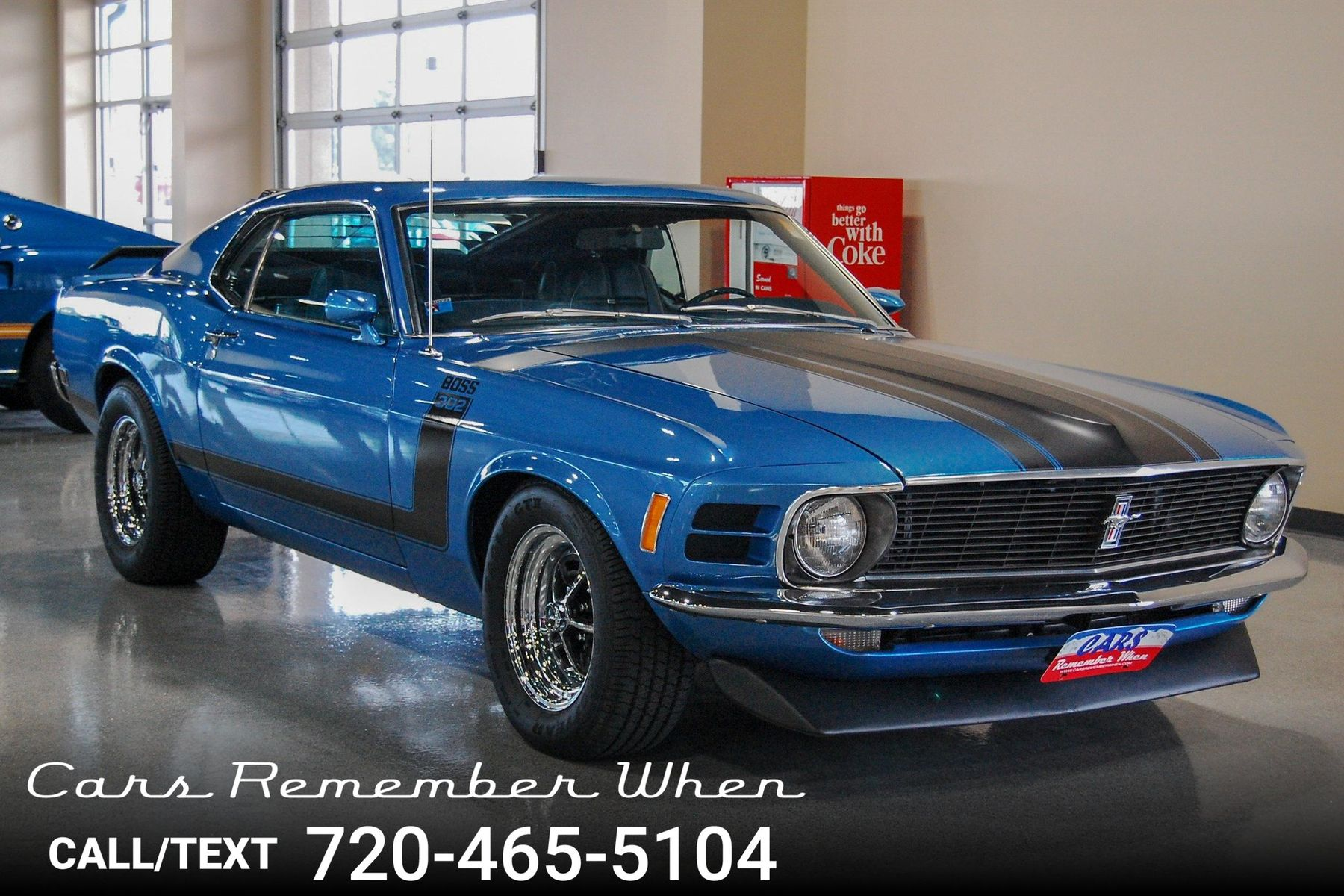 1970 Ford Mustang Boss 302 For Sale All Collector Cars 1