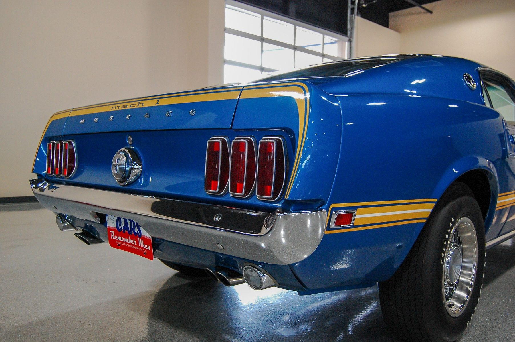 1969 Ford Mustang Mach 1 Reduced Price For Sale