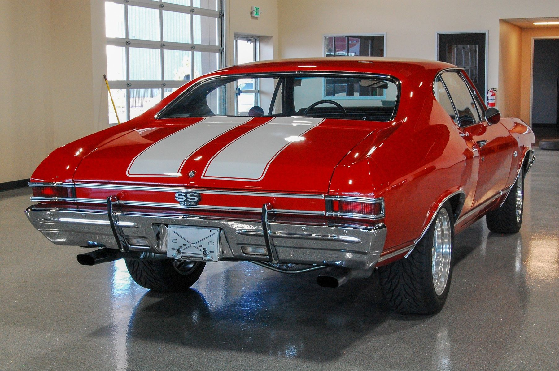 1968 Chevrolet Chevelle Ss For Sale All Collector Cars 2