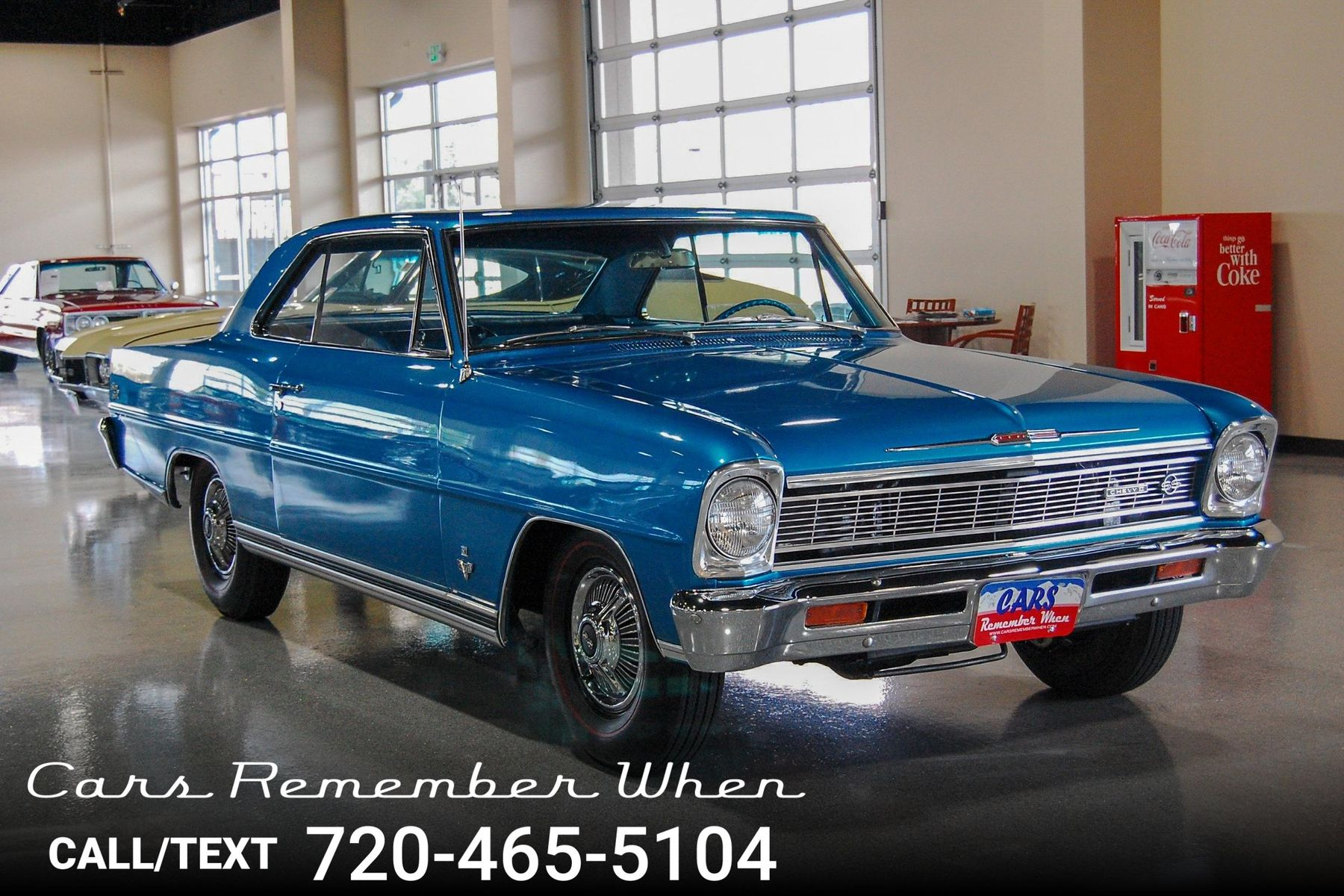 1966 Chevrolet Nova L79 Hardtop For Sale All Collector Cars Bel Air Value 1