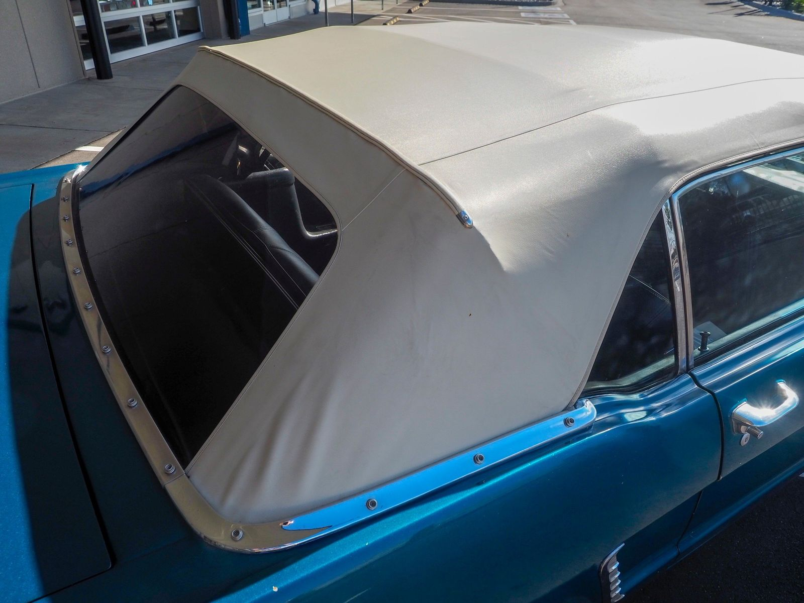1964 Ford Mustang Convertible For Sale