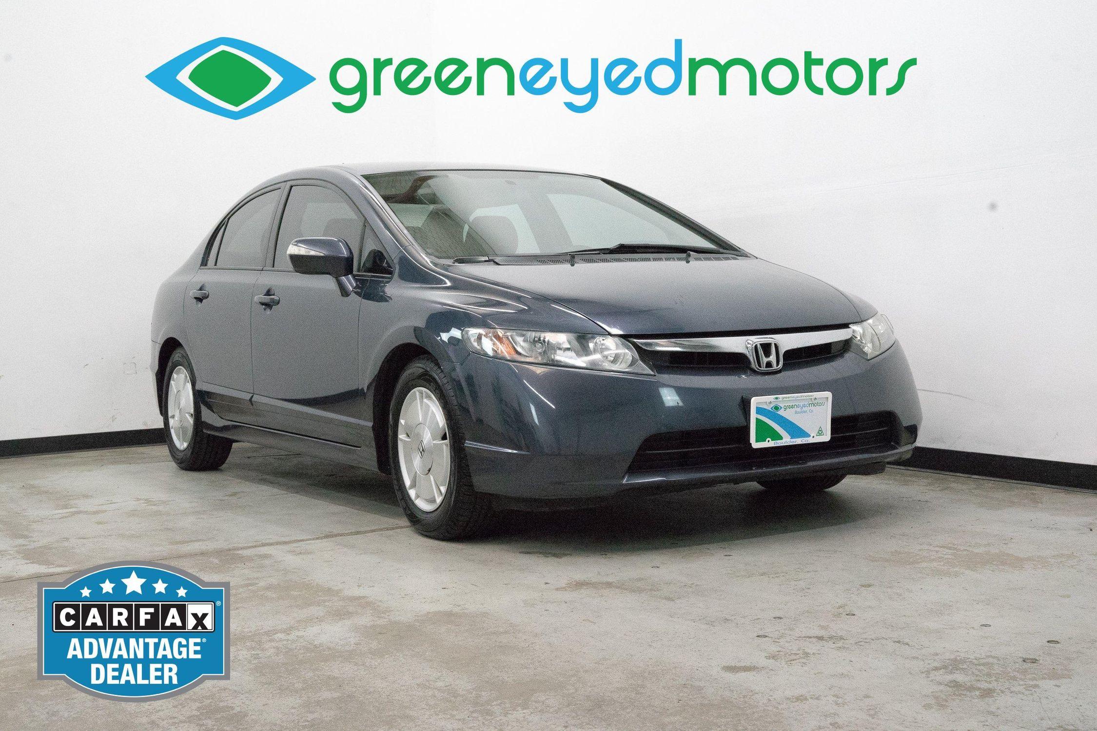 2007 Honda Civic Hybrid | Green Eyed Motors