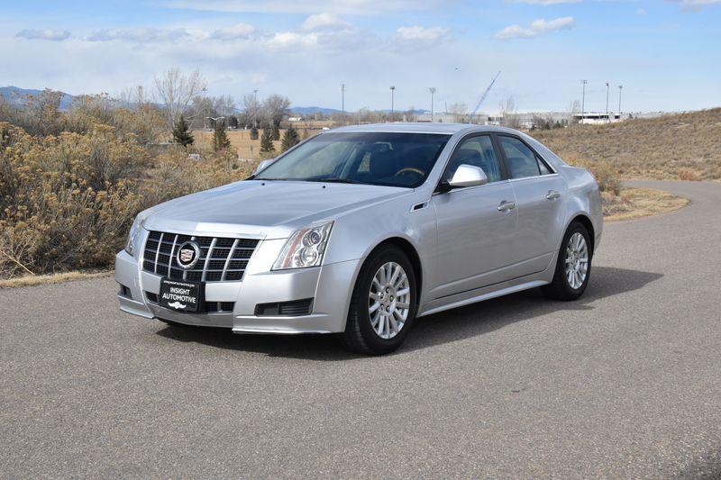 2012 cadillac cts 3 0l luxury insight automotive rh insightautomotive com