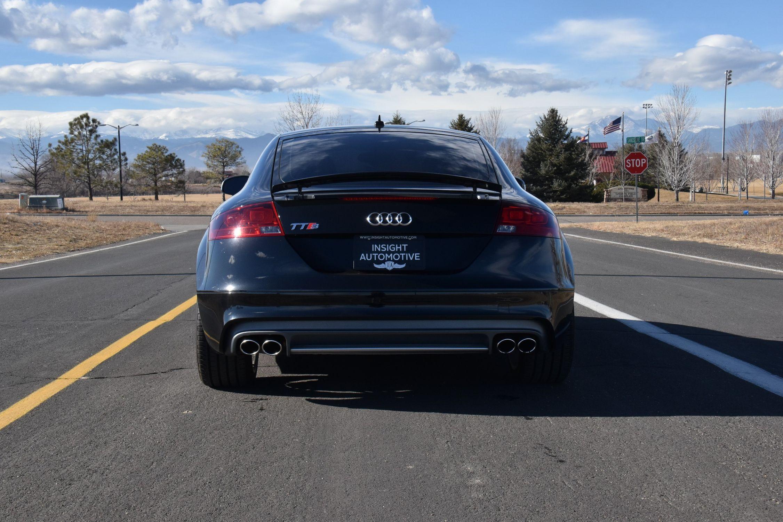 2012 Audi TTS 2 0T quattro Premium Plus