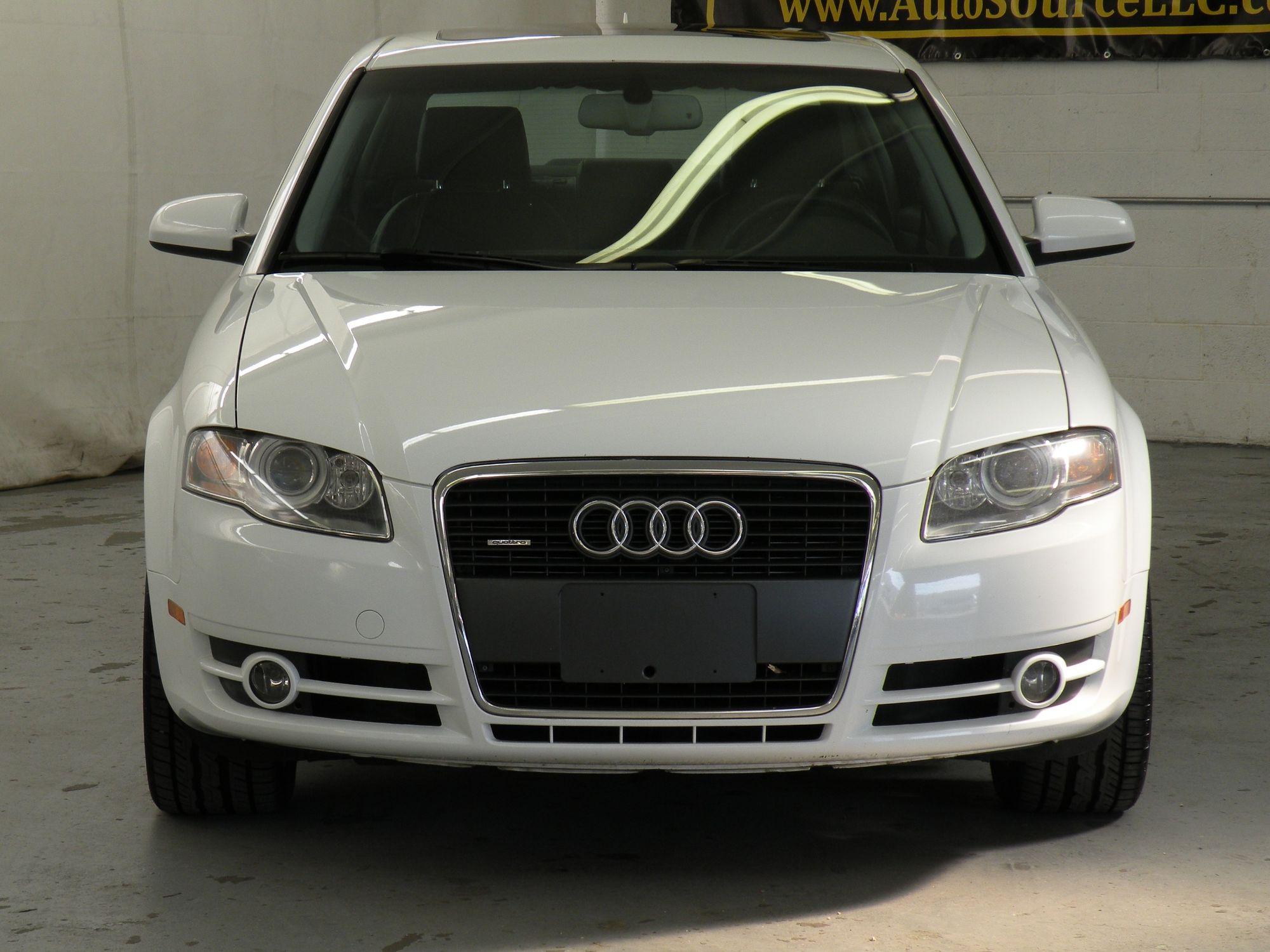 2007 Audi A4 2 0T quattro