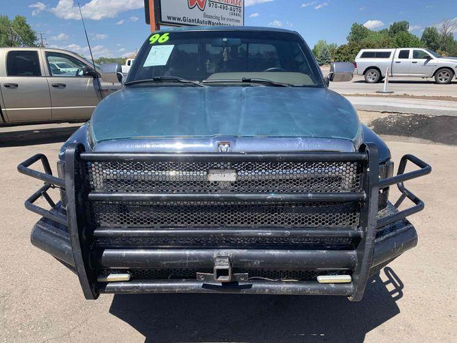 1996 Dodge Ram Pickup 2500 Laramie SLT | Auto Warehouse