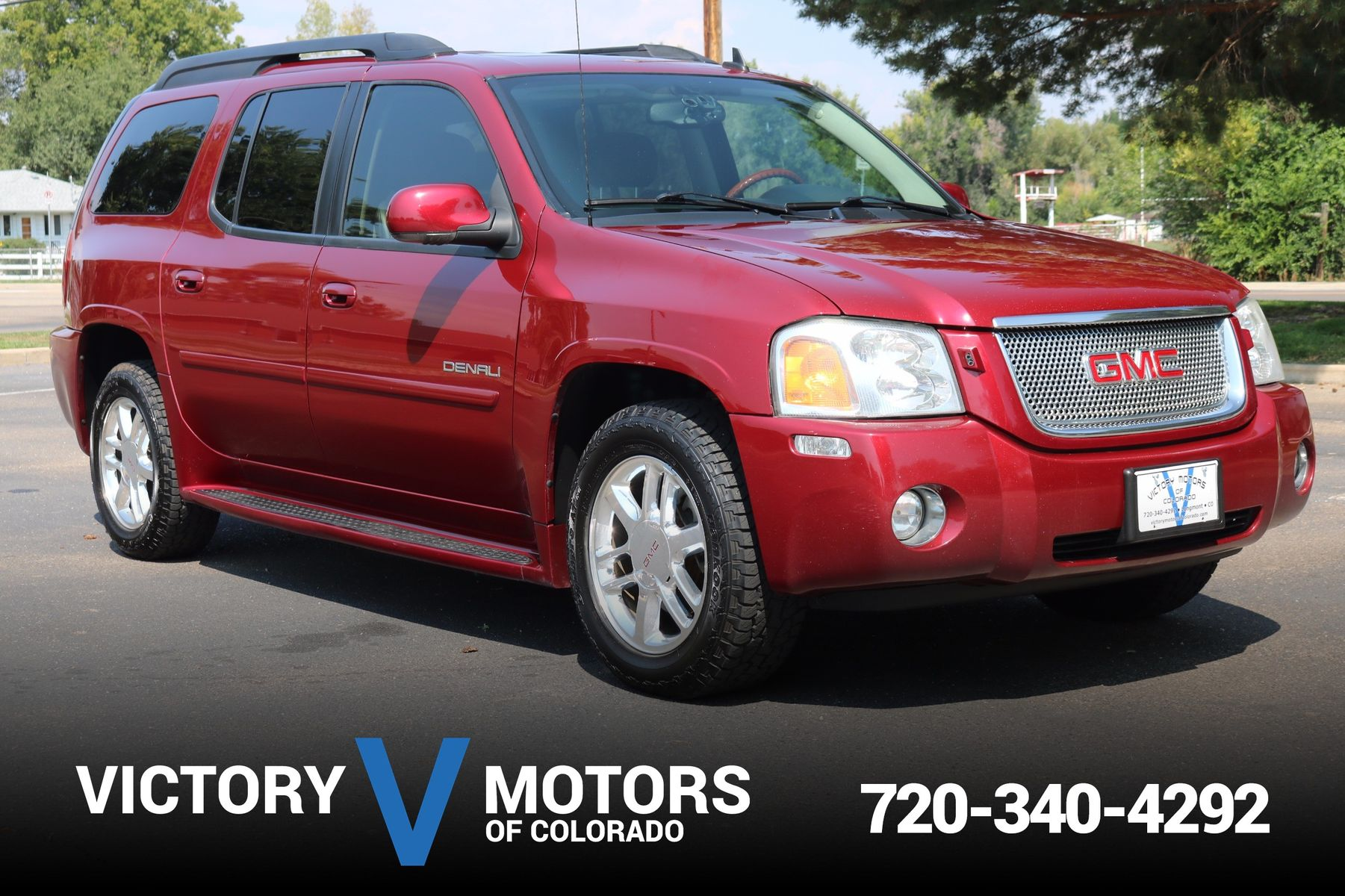 2006 Gmc Envoy Xl Denali Victory Motors Of Colorado