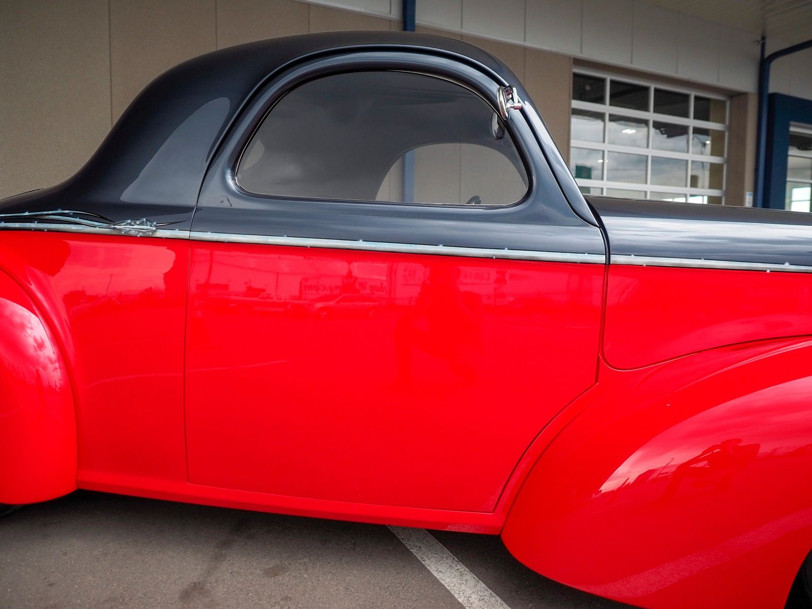 1940 Willys Coupe 15