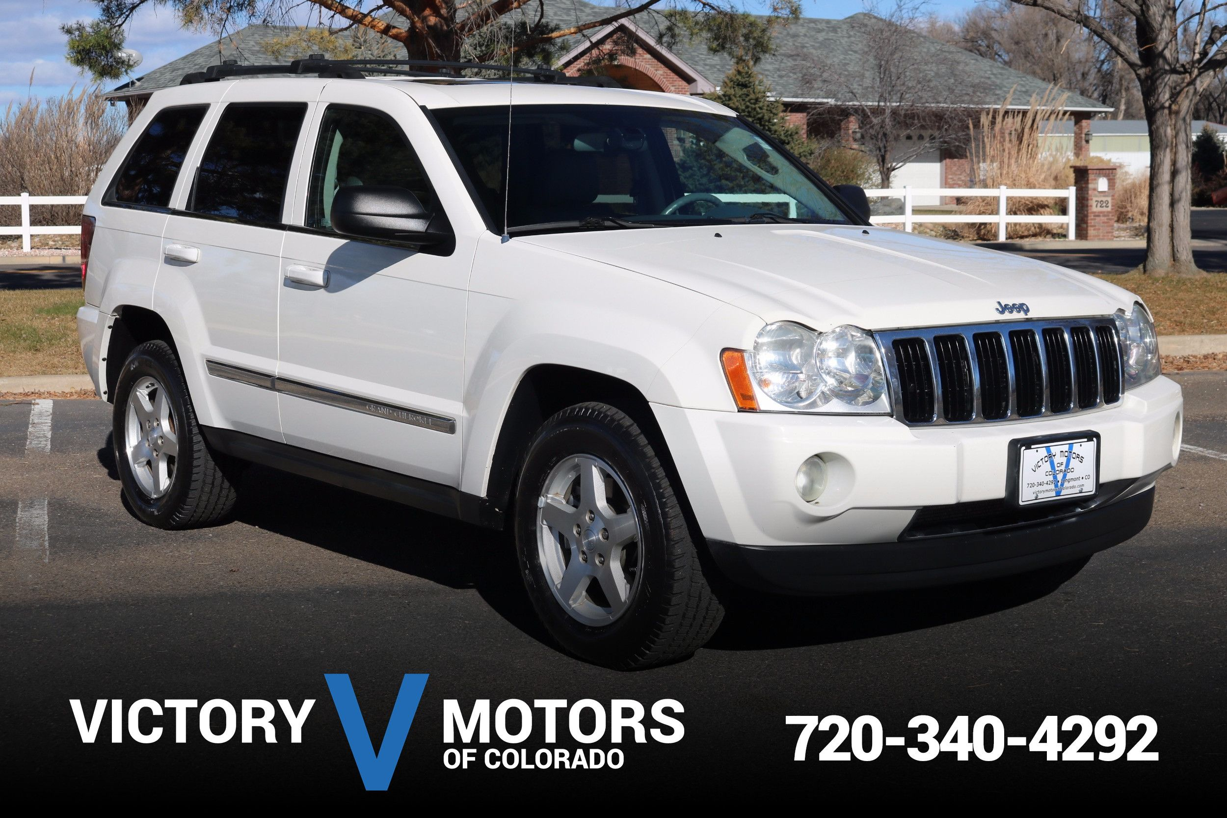 100 gray jeep grand cherokee quick spin jeep grand for Victory motors trucks longmont
