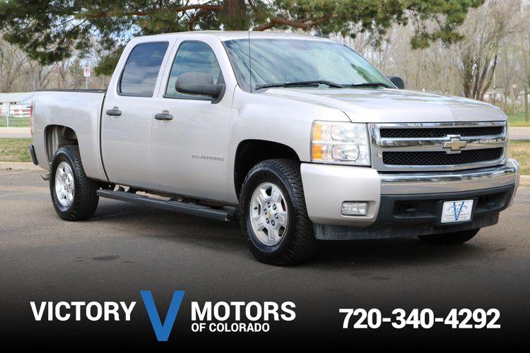 2007 Chevrolet Silverado 1500 Lt1 Victory Motors Of Colorado