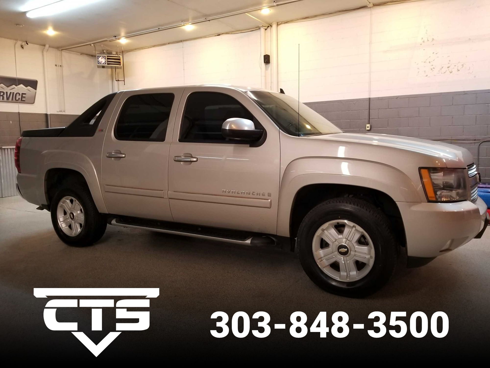 2007 chevrolet avalanche lt 1500 cts auto sales 2007 chevrolet avalanche lt 1500 4wd z71 package sciox Choice Image