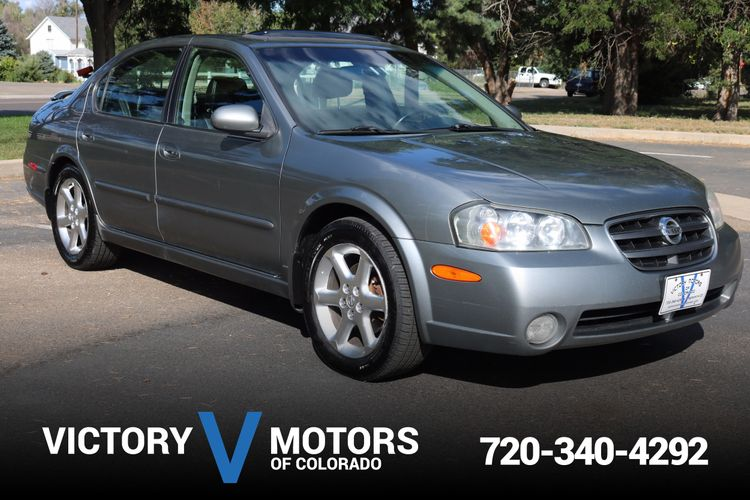 2003 Nissan Maxima Se Victory Motors Of Colorado