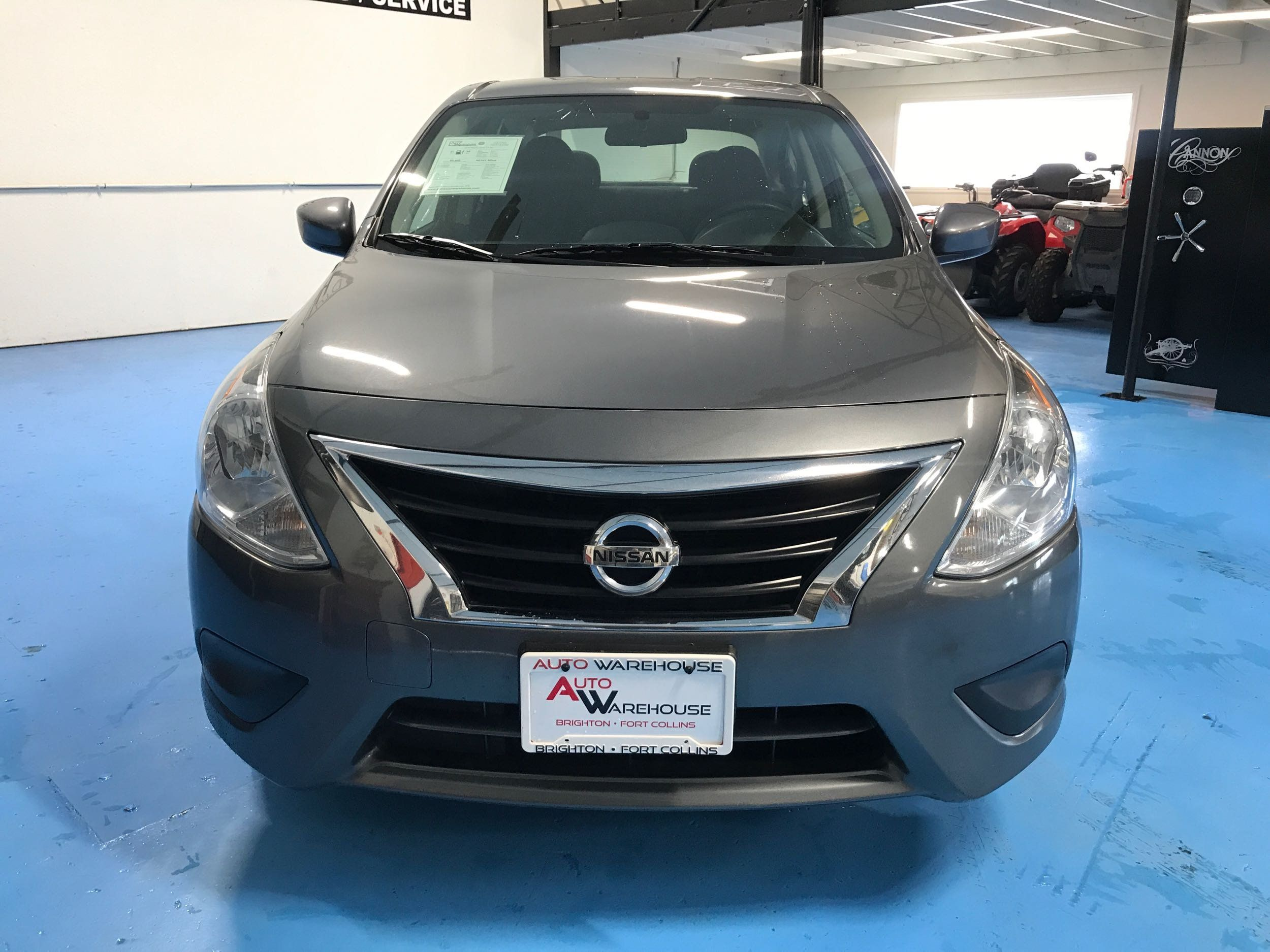 2016 nissan versa 1 6 sv auto warehouse rh giantautowarehouse com