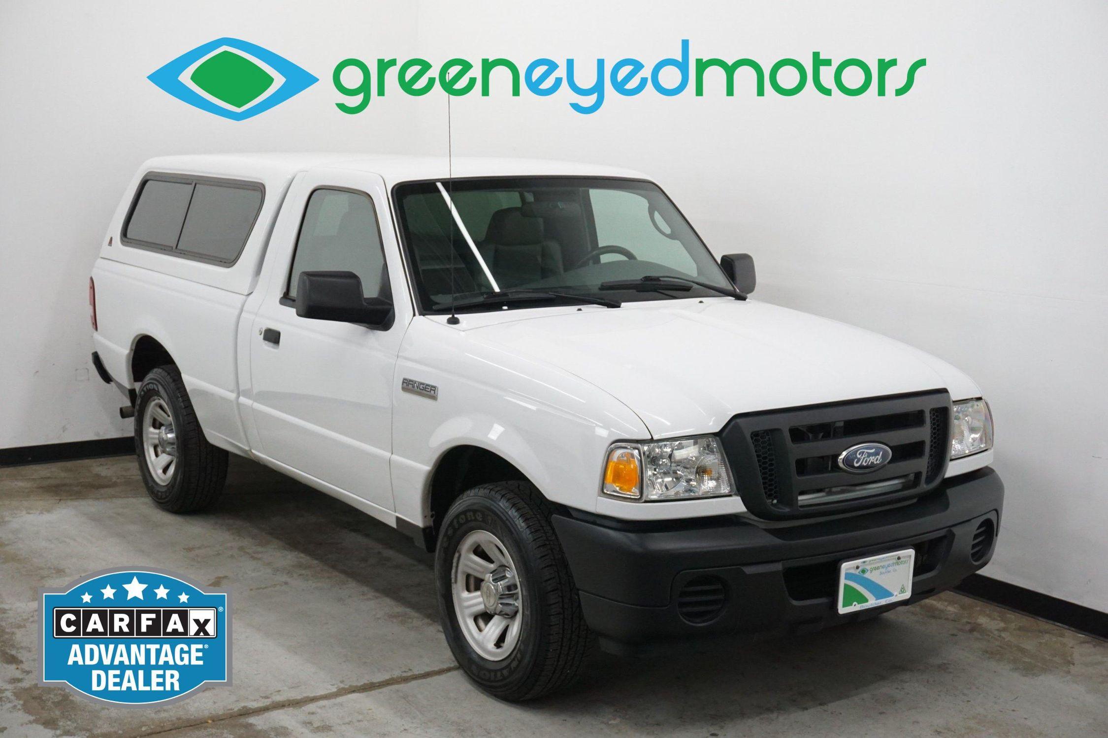 2008 Ford Ranger Xl Green Eyed Motors