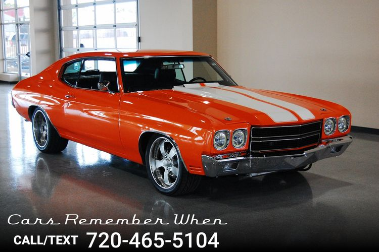 T56 Transmission For Sale >> 1972 Chevrolet Chevelle Pro Touring   Cars Remember When