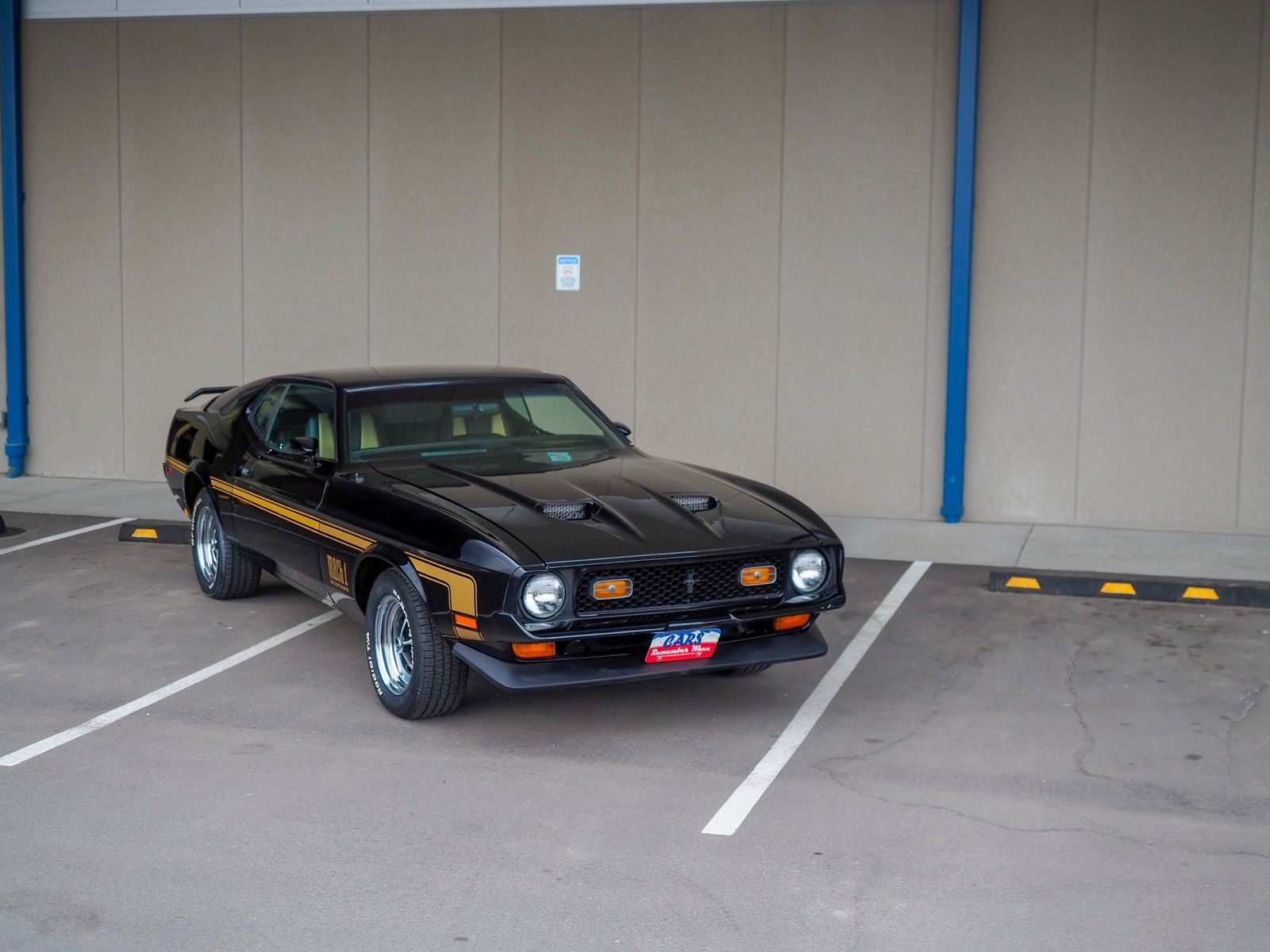 1972 Ford Mustang 3