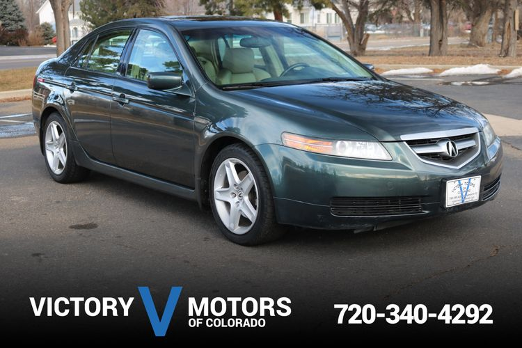 2005 acura tl 3 2 victory motors of colorado