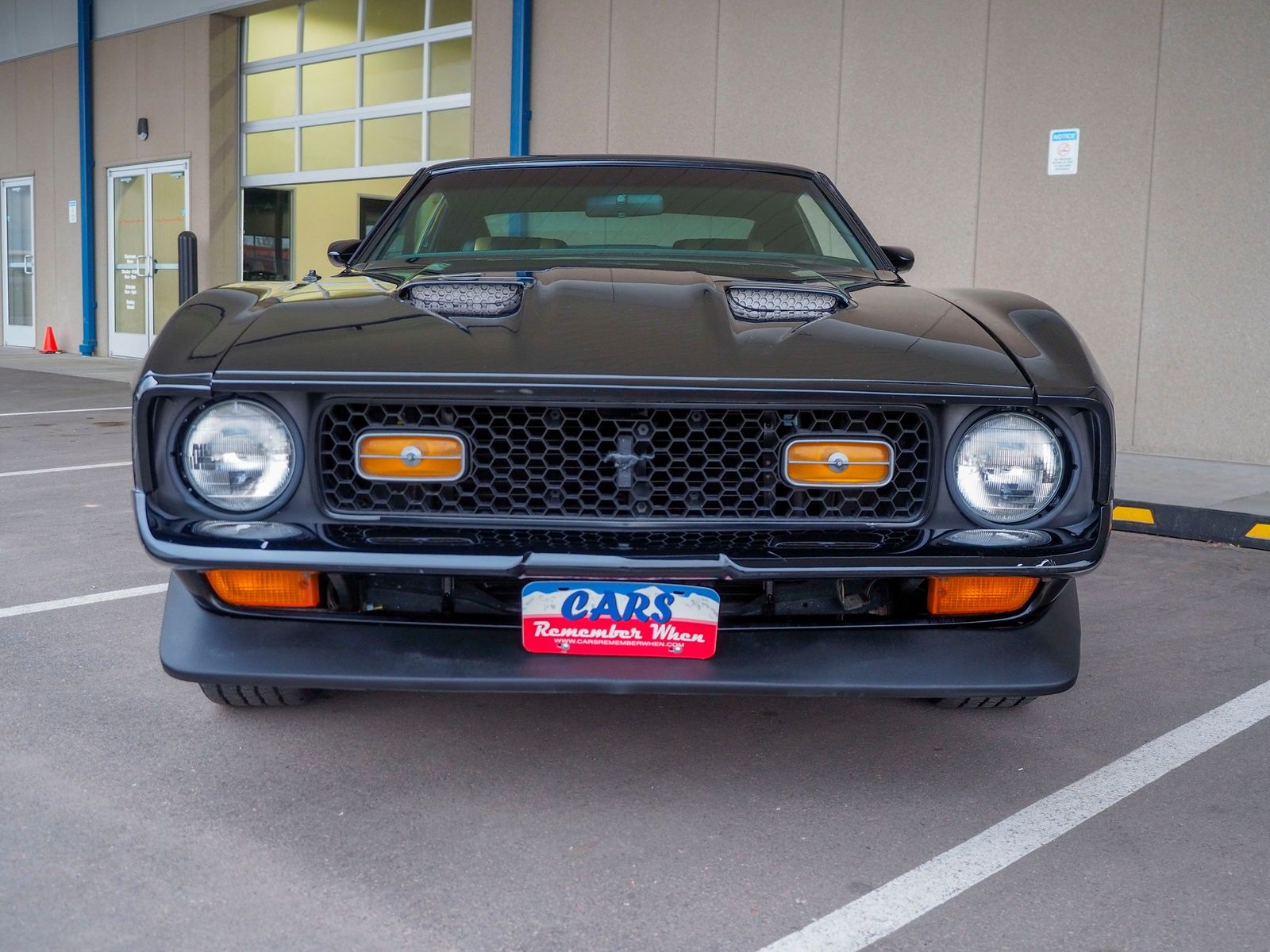 1972 Ford Mustang 12