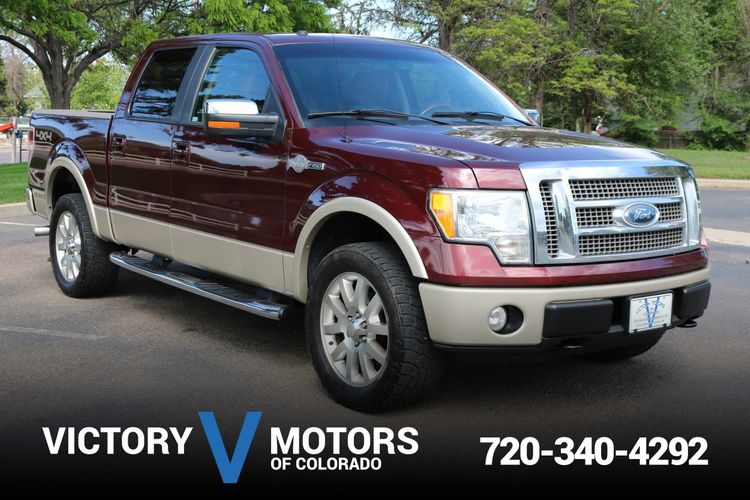 2009 Ford F 150 King Ranch Victory Motors Of Colorado