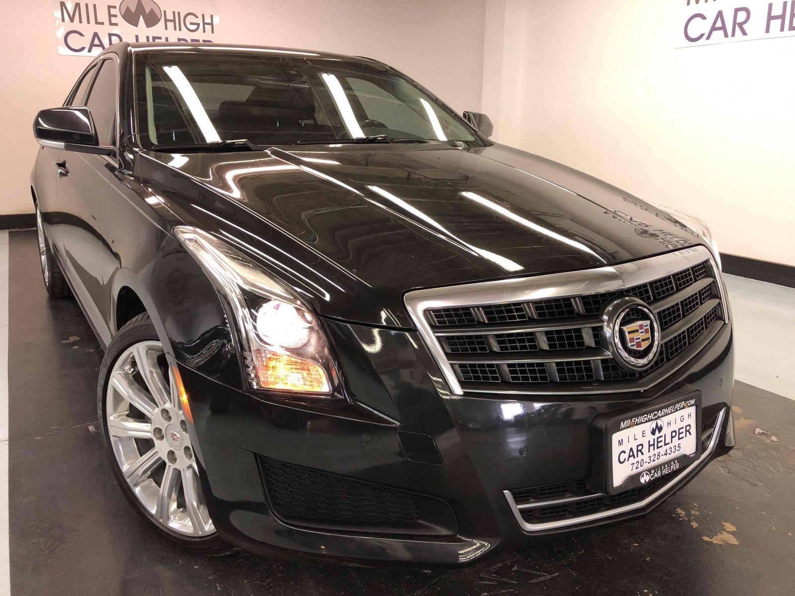 2013 Cadillac ATS 3 6L Luxury | Mile High Car Helper