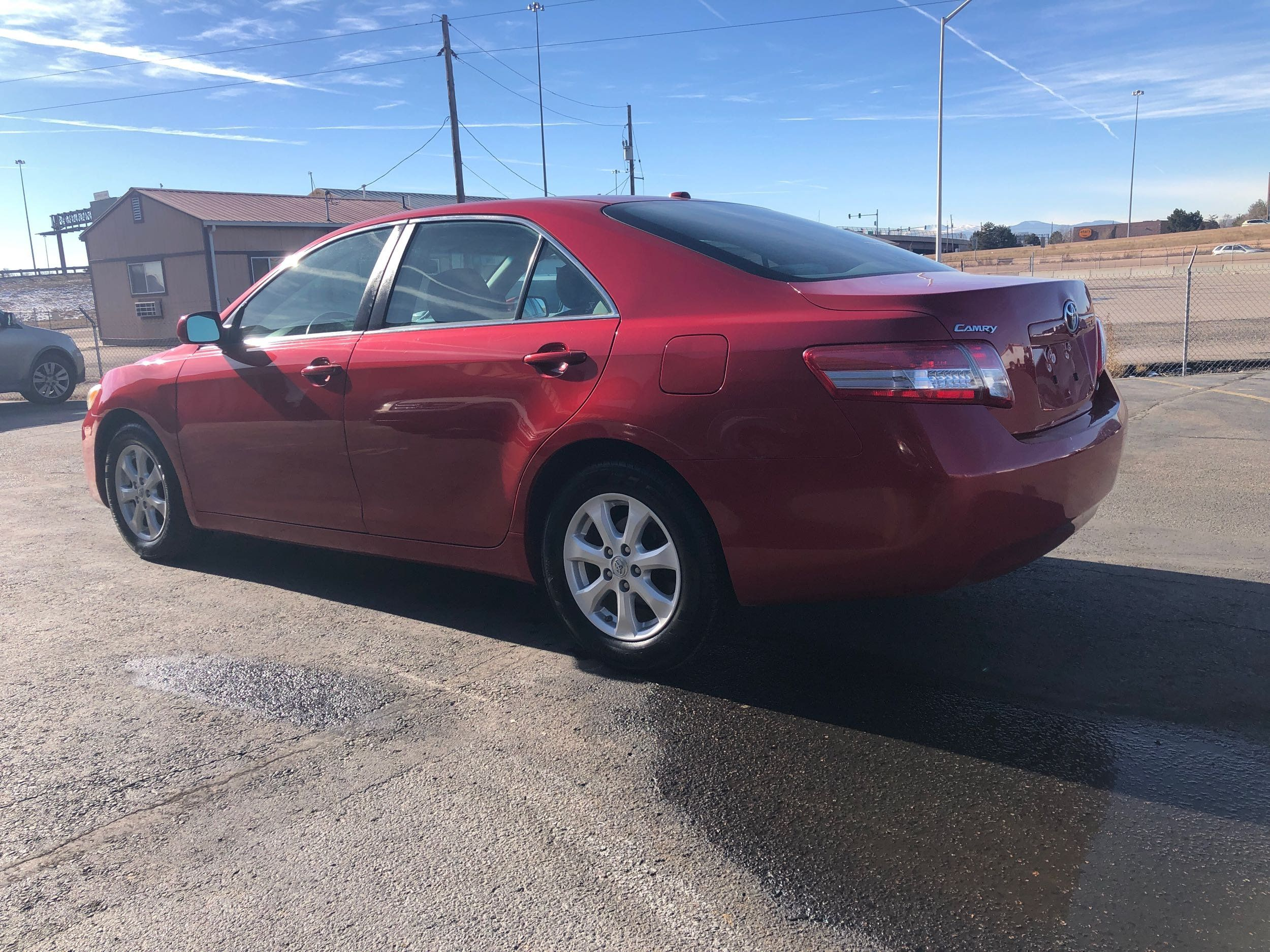 2011 toyota camry le carfinders incorporated rh carfindersdenver com