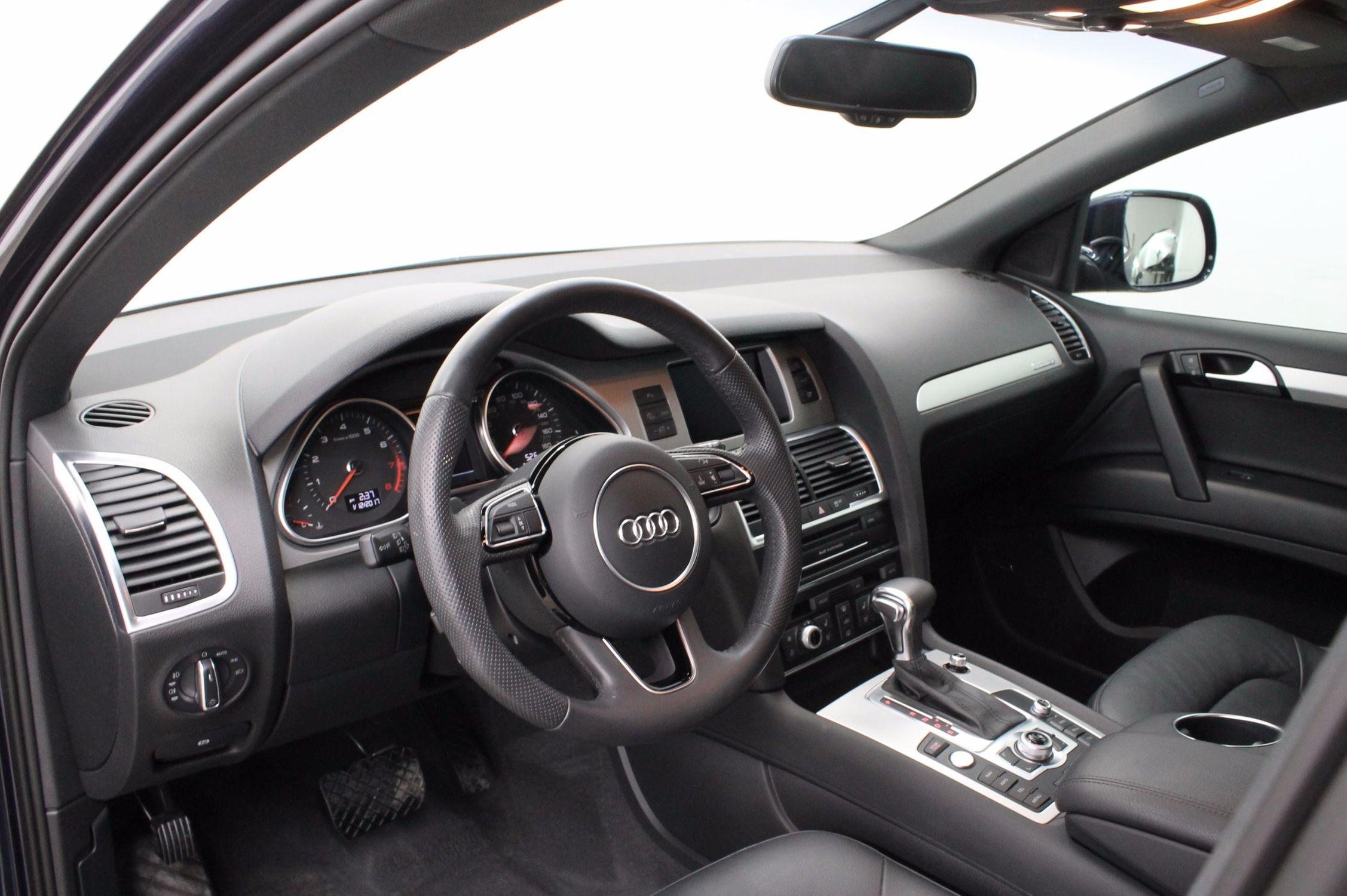 2015 Audi Q7 3 0T S line Prestige quattro