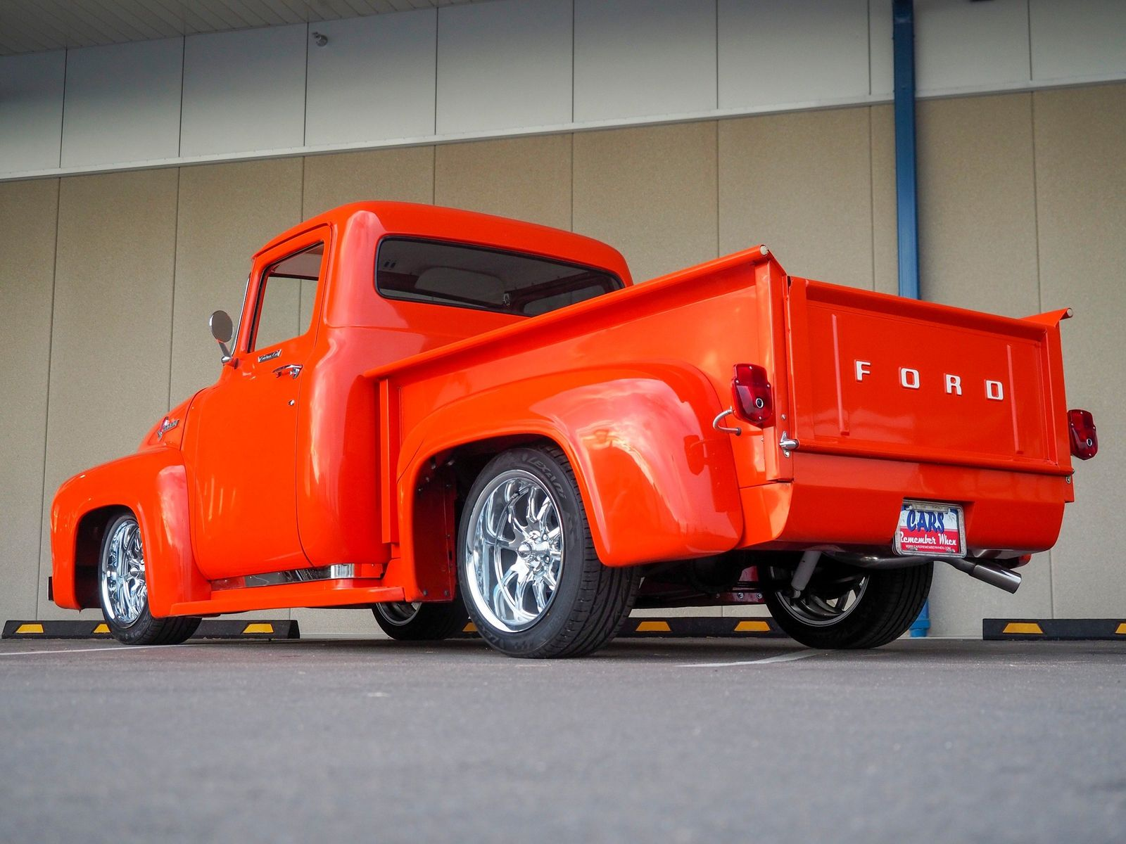 1956 Ford F100 2