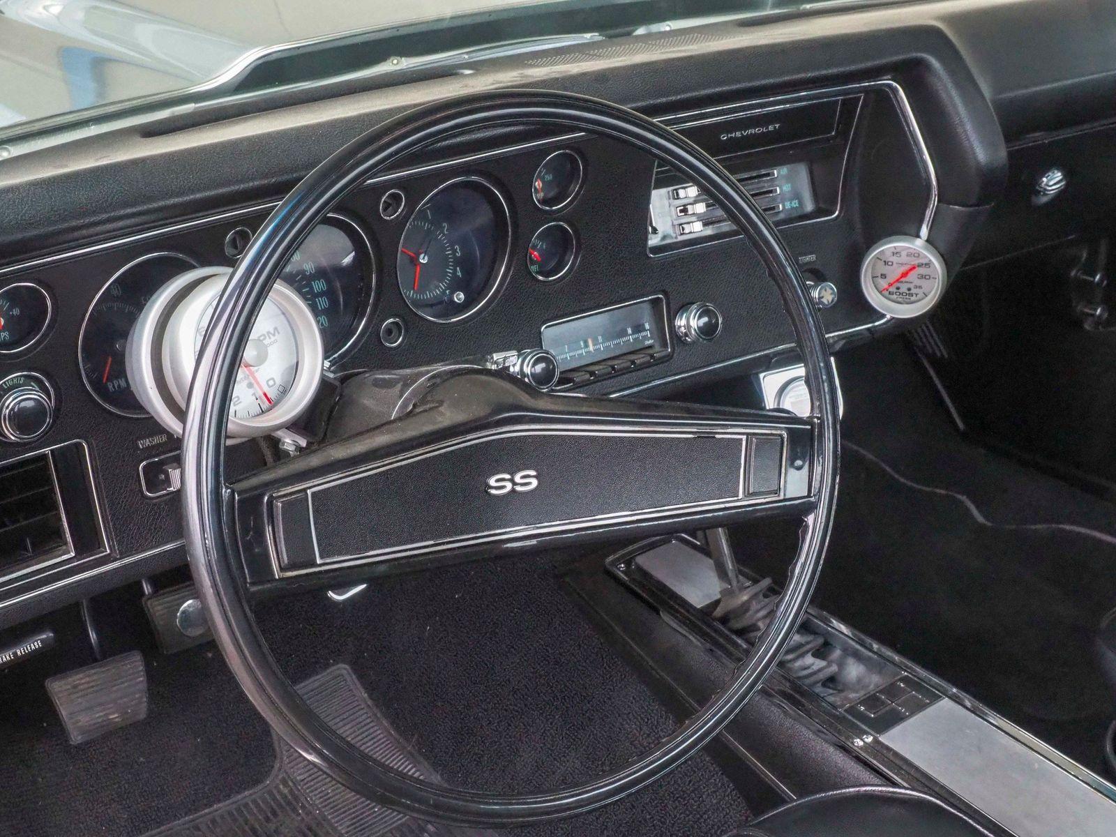 1970 Chevrolet El Camino 40