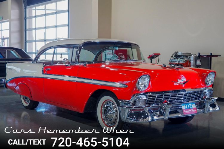 1956 Chevrolet Bel Air Cars Remember When