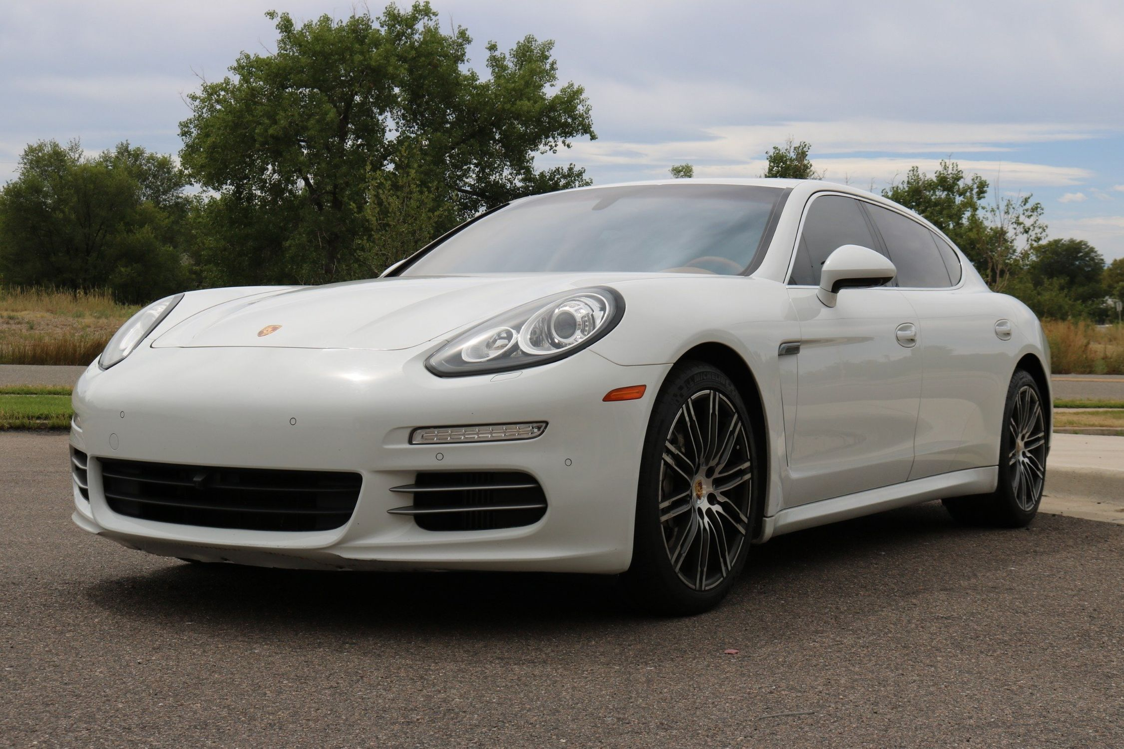 2014 Porsche Panamera 4s Executive Rocky Mountain Eurosport