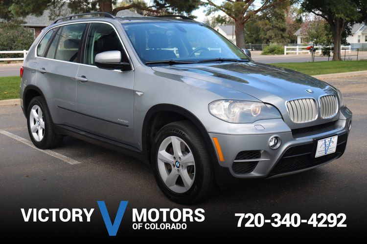 BMW X Twin Turbo AWD Victory Motors Of Colorado - 2011 bmw x5 sport package