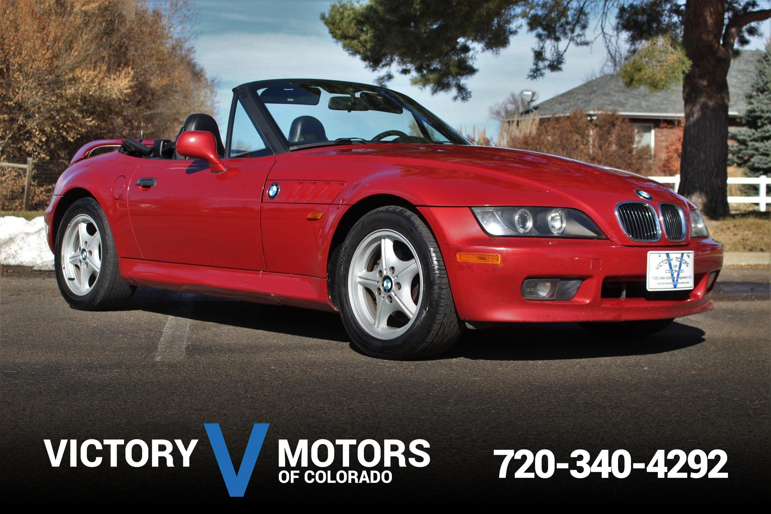 1997 Bmw Z3 1 9l Victory Motors Of Colorado