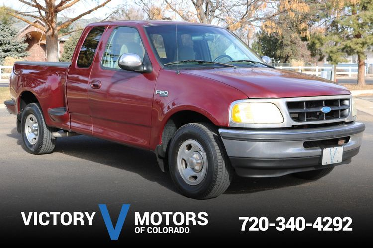1997 Ford F 150 Xlt Victory Motors Of Colorado
