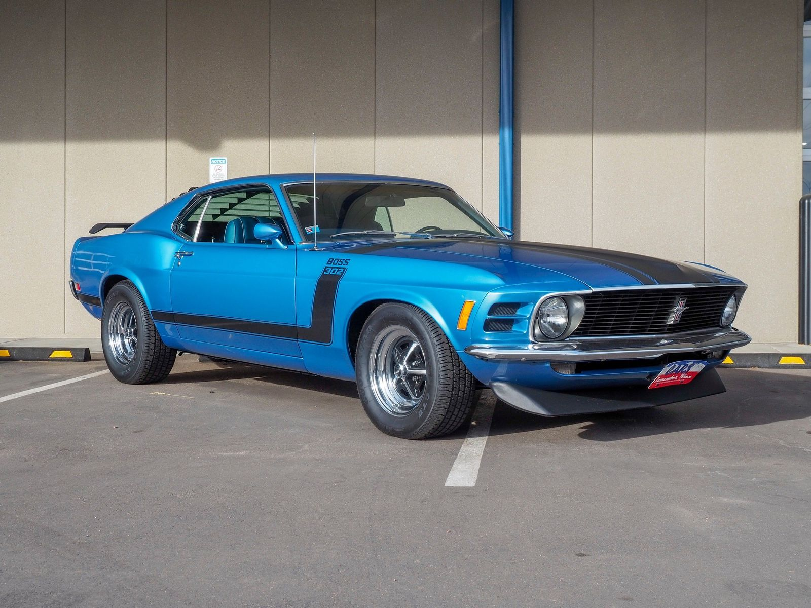1970 Ford Mustang 63
