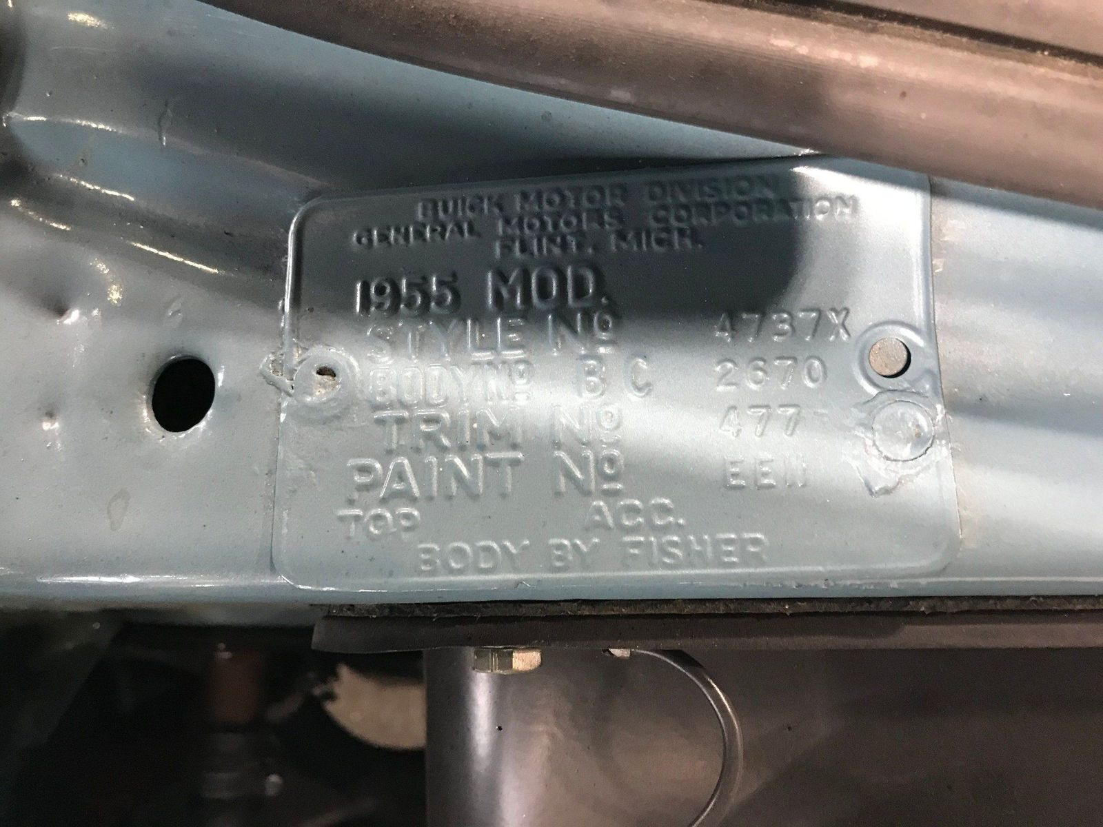 1955 Buick Roadmaster 59