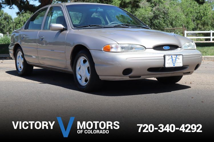 1996 ford contour gl victory motors of colorado 1996 ford contour gl victory motors
