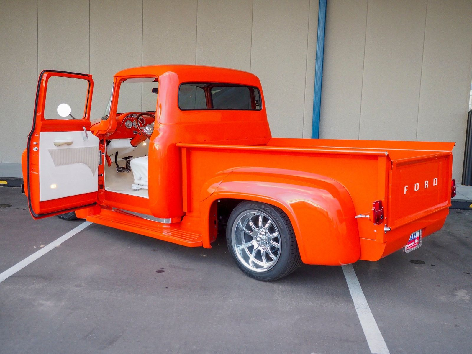 1956 Ford F100 46