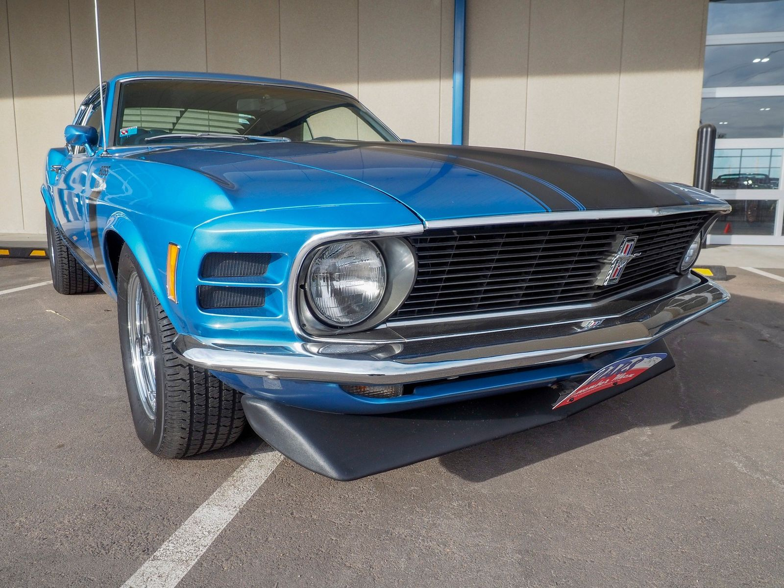 1970 Ford Mustang 17