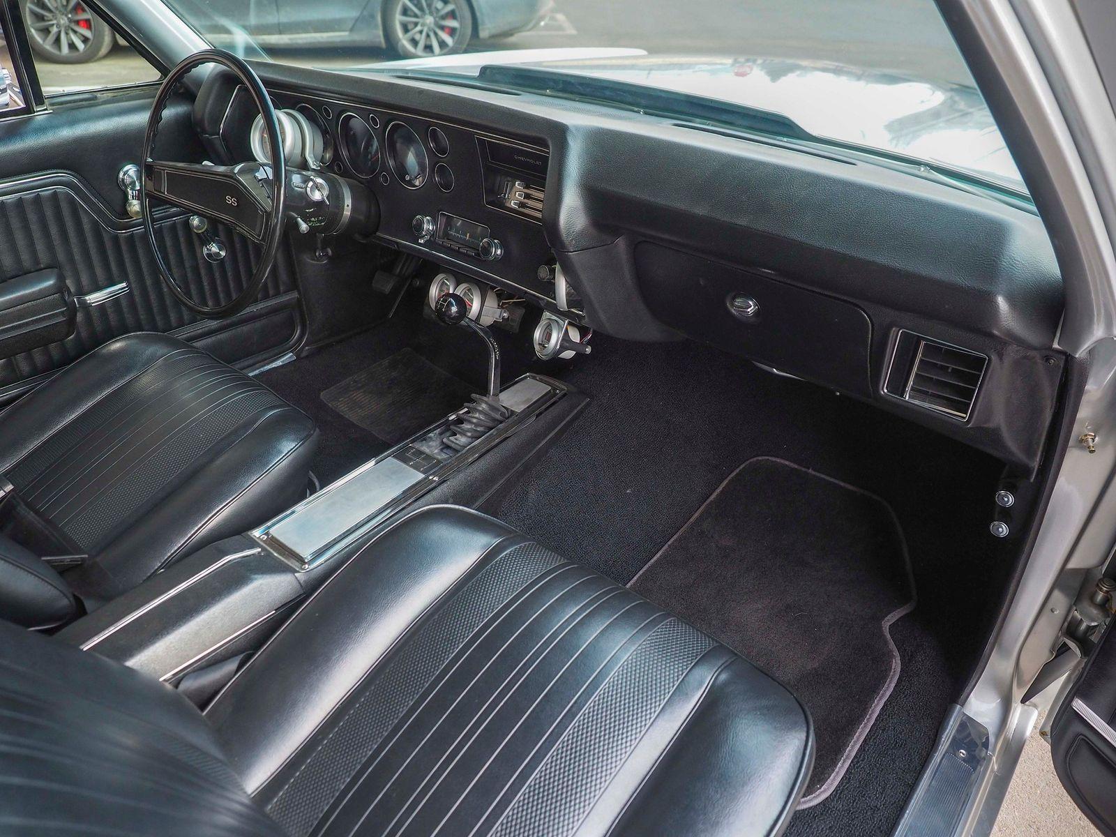 1970 Chevrolet El Camino 42