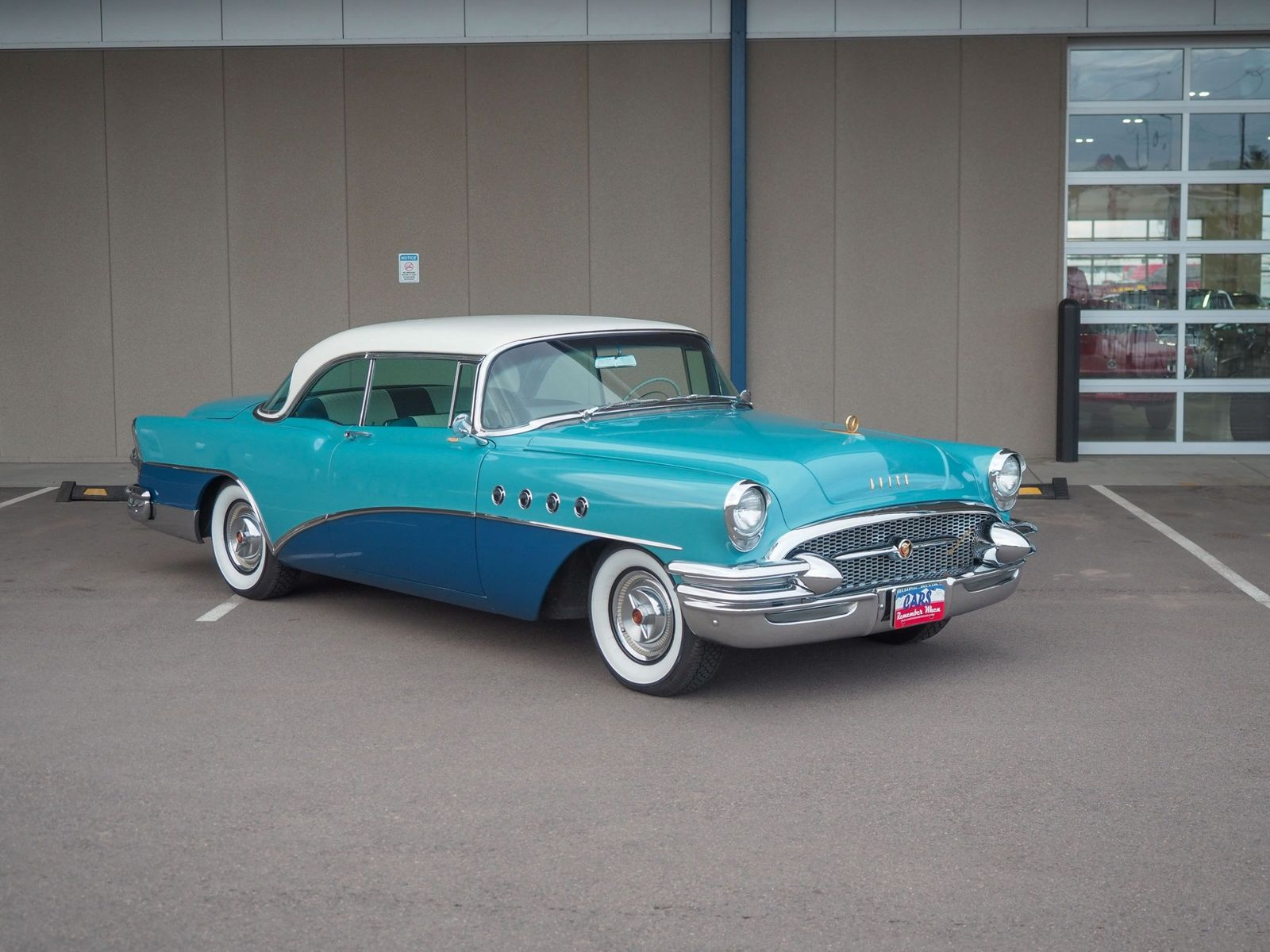 1955 Buick Roadmaster 28