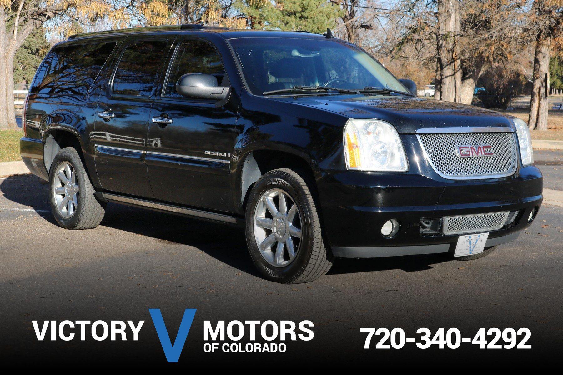 2007 Gmc Yukon Xl Denali Victory Motors Of Colorado