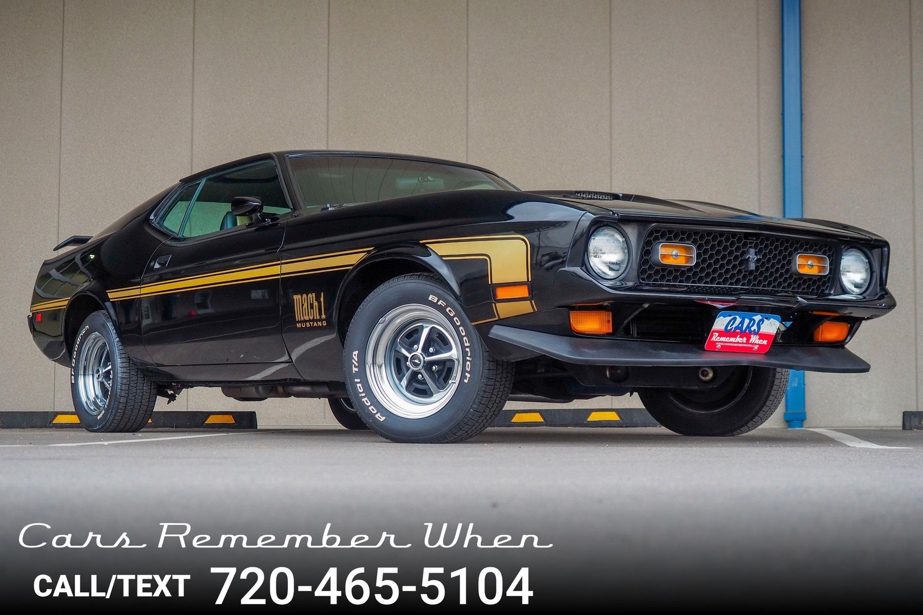 1972 Ford Mustang 1
