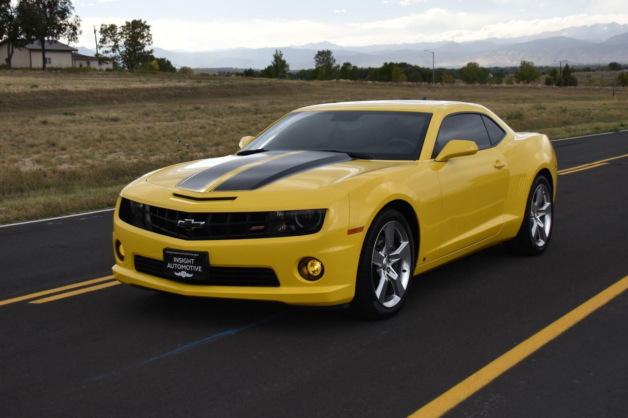 H And H Chevrolet >> 2010 Chevrolet Camaro 2SS RS | Insight Automotive