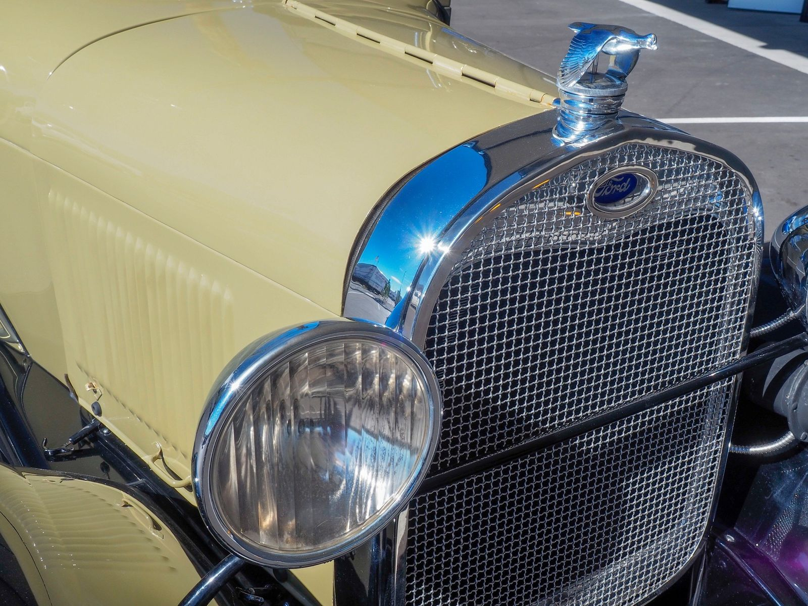 1928 Ford Model A 12