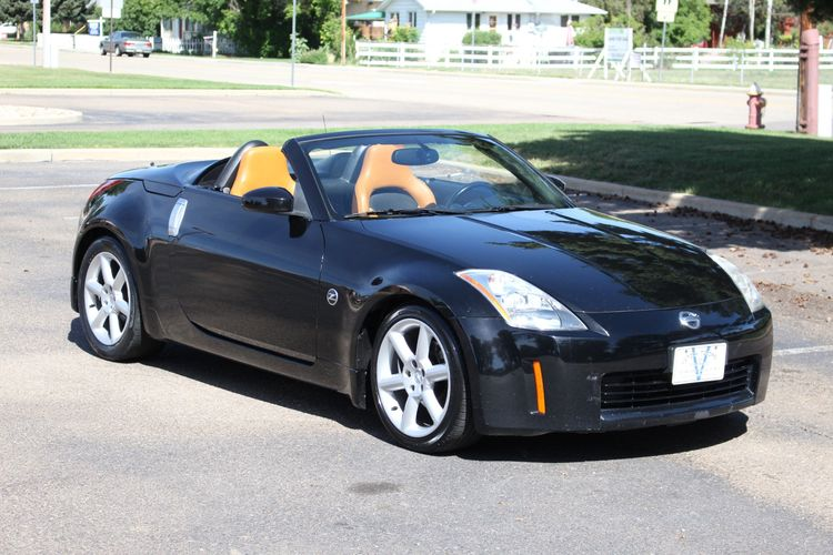 2004 Nissan 350Z Touring | Victory Motors of Colorado