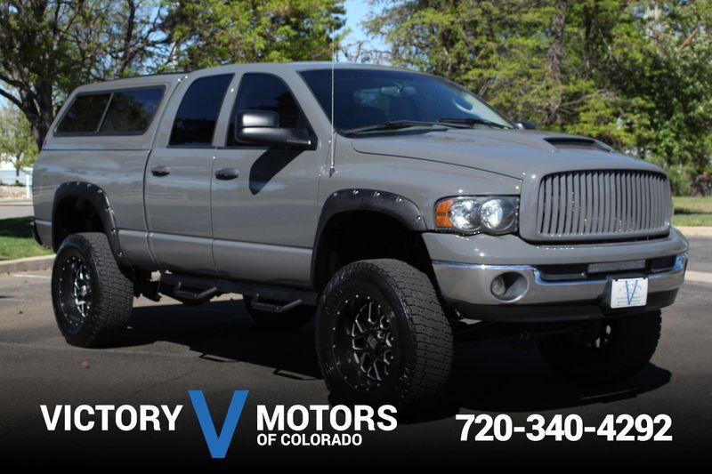 2004 Dodge Ram 2500 Slt Victory Motors Of Colorado