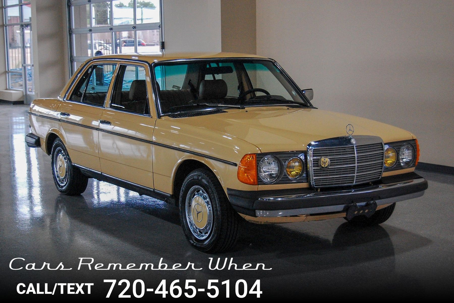 1981 Mercedes Benz W123 240d For Sale Allcollectorcars Com
