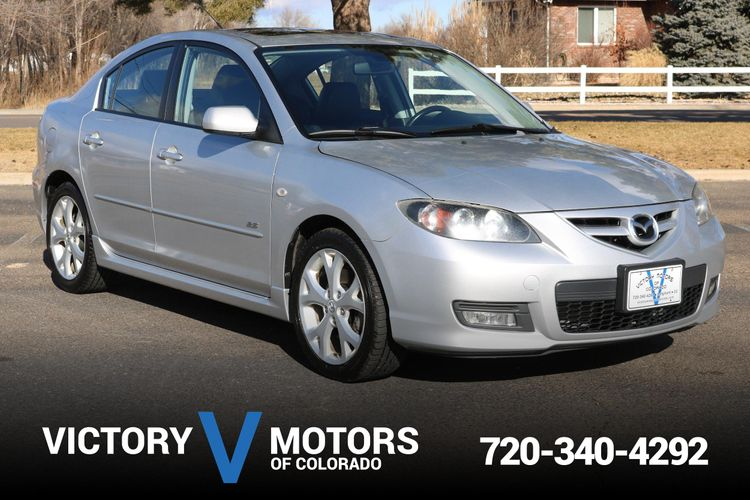 2007 Mazda Mazda3 S Grand Touring Victory Motors Of Colorado